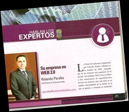 Industria Magazine Oct 2009 - RolandoPeralta article