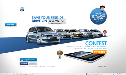 bluemotion website