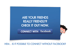 VW facebook connect