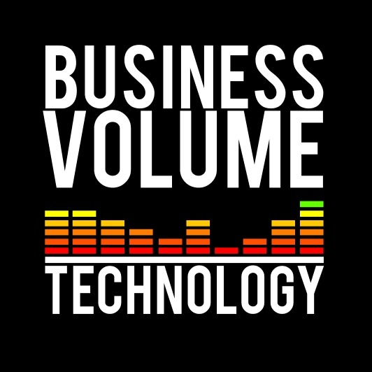 BusinessVolume black logo