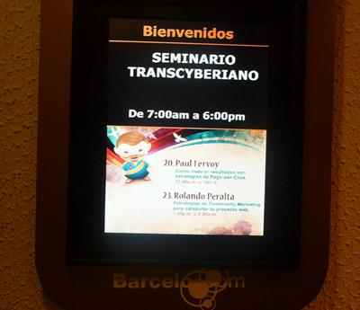 transcyberiano Rolando Peralta Community Marketing