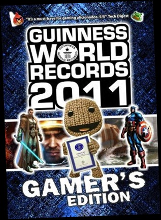 guinness games records 2011